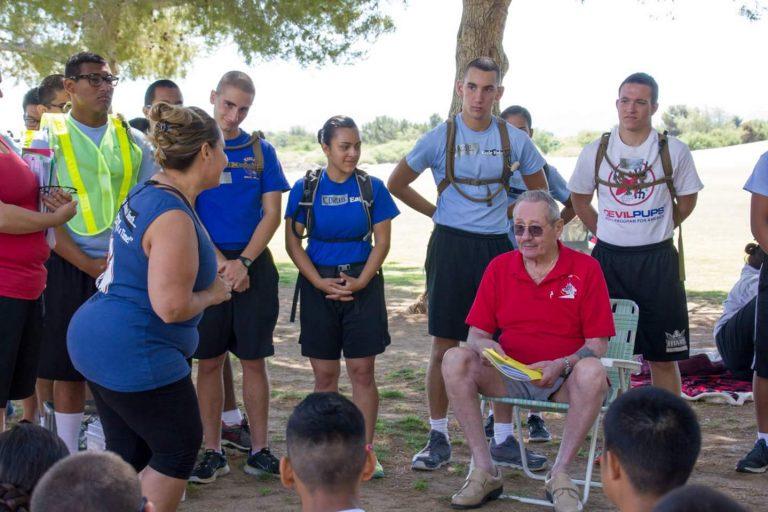 YLA - Veterans Community Service