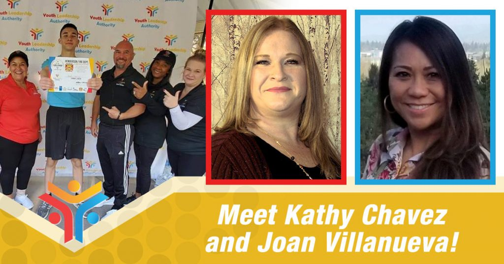 Meet more of our Executive Team, Kathy and Joan!