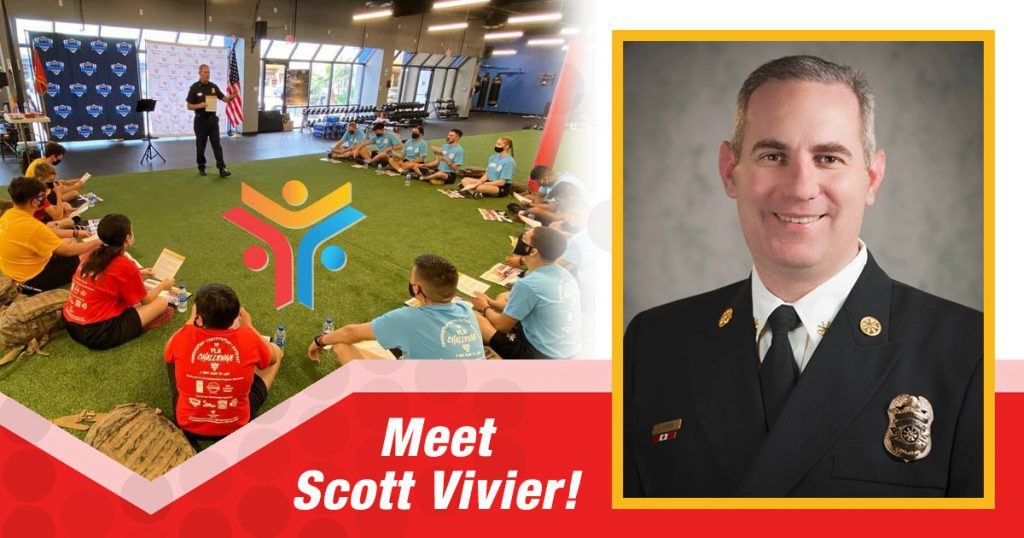 Meet Our Newly Elected Vice President, Scott Vivier