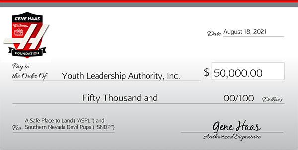 The Gene Haas Foundation